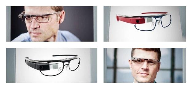 Glass Collage Glasses