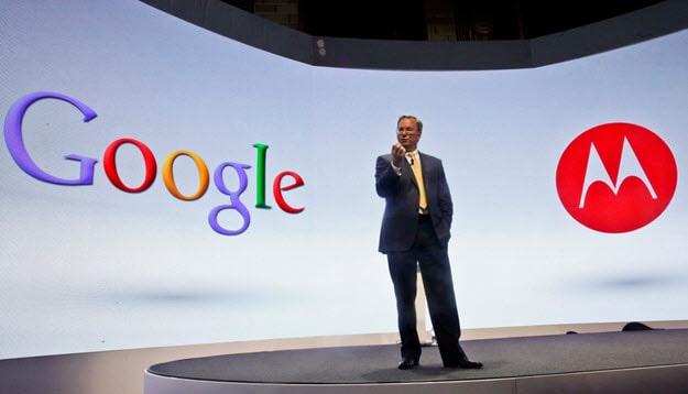 Google Moto Stage