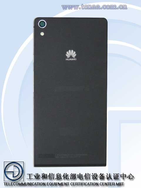 Huawei Ascend P6 S 3