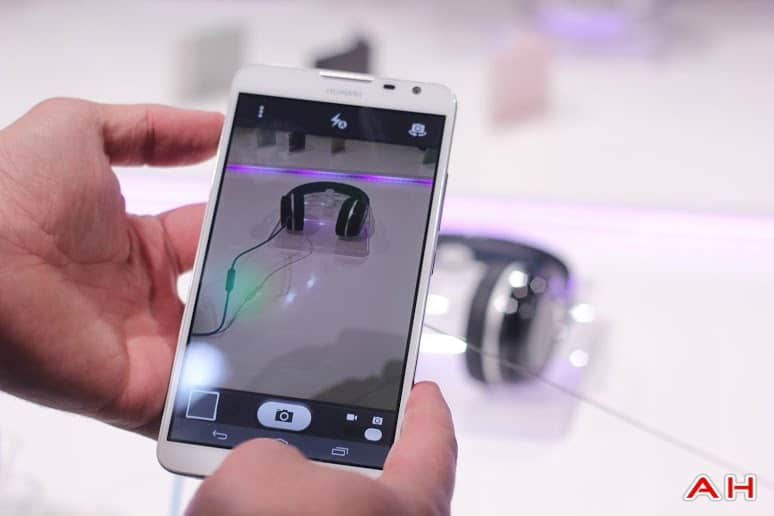 Huawei Mate II Camera