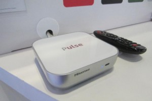 "Google TV Still Lives On In A ""Sense""; Hisense Shows Off Their Pulse Pro Android TV Box At CES"