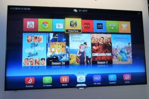 Hisense Announces their Pulse Pro Android TV at CES 2014