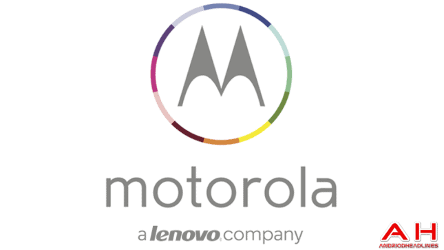 Lenovo Motorola Modified AH Logo