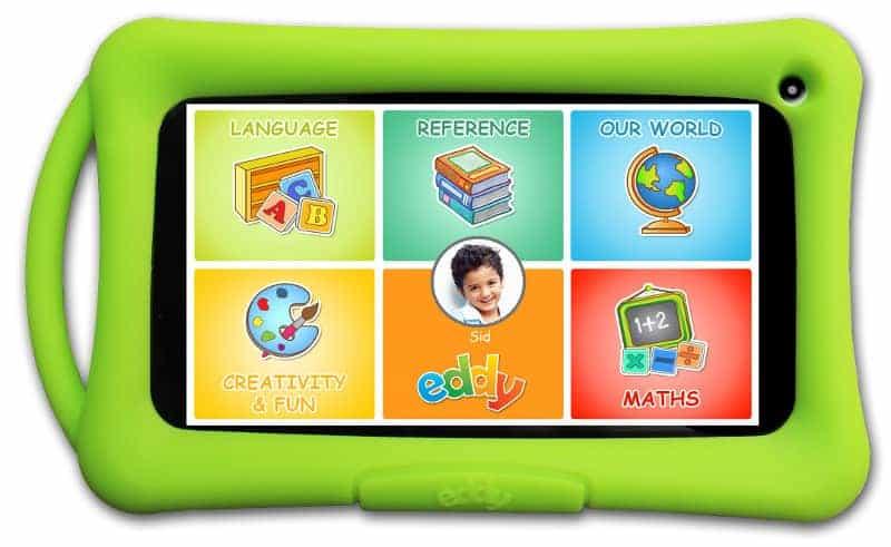 Metis-Eddy-learning-tablet