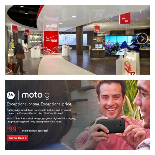 Moto G At Verizon