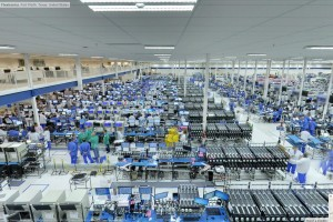 Have a Look Inside Moto X Production Facility Through Google Street View