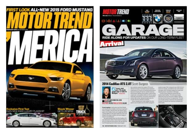 Motor Trend Collage