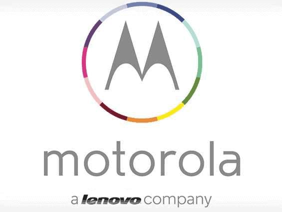 Motorola - Lenovo Logo