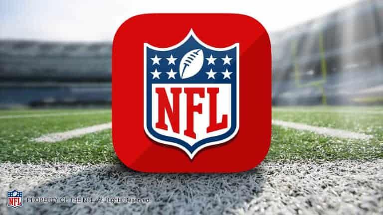NFL Logo Mobile app