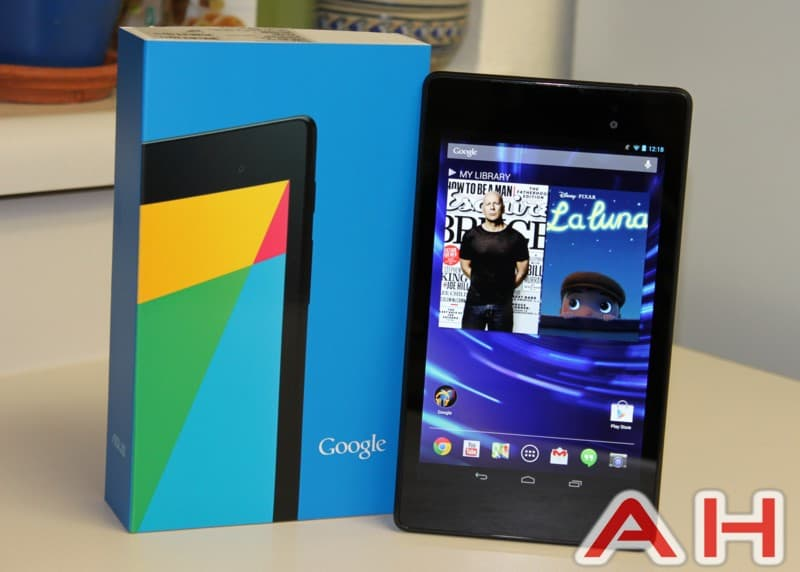 New Nexus 7 2 AH 001
