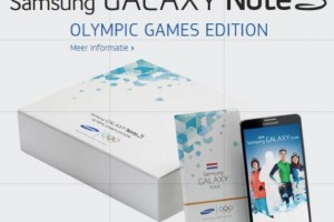 "Samsung Takes On Sochi With the Galaxy Note 3 ""Olympic Games Edition"""