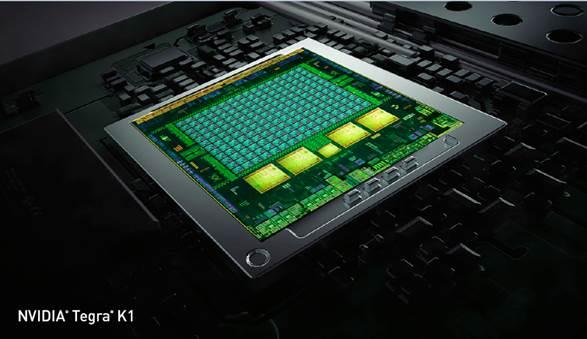 Nvidia Tegra k1 3