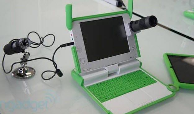 OLPC Kid Micro