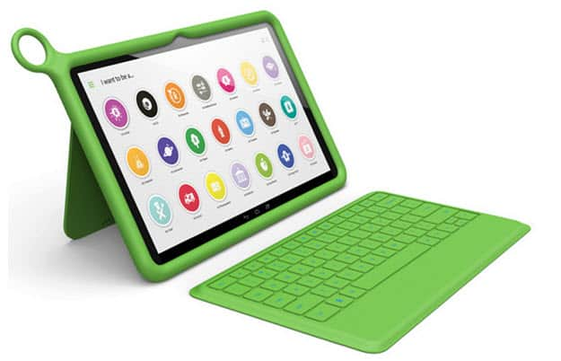 OLPC Kid tablet