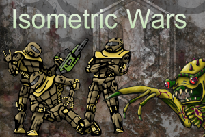 Sponsored Game Review: Isometric Wars