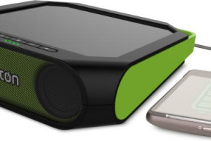 CES 2014: Eton Unveils their Rukus Xtreme and Rukus 2 Solar-Charging Wireless Speakers