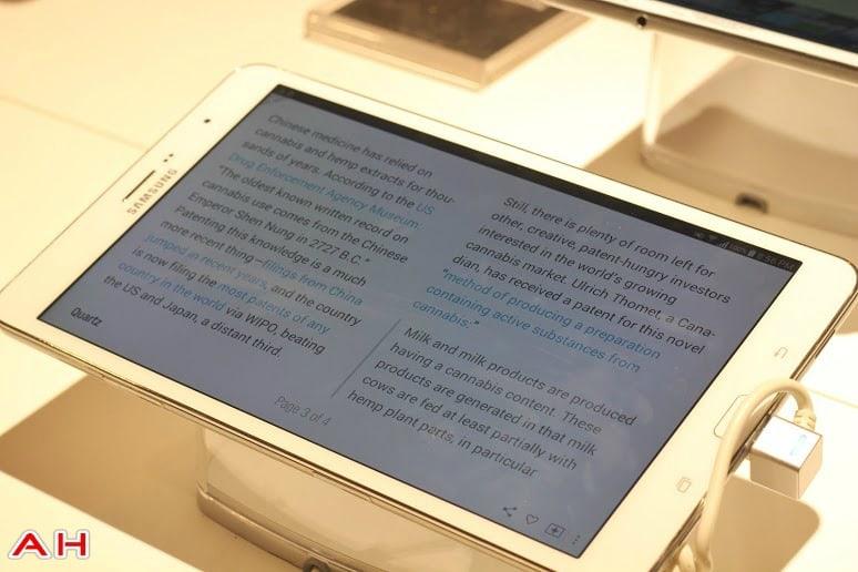 ¿Nuevos tablets Samsung en camino?