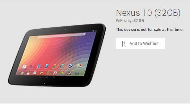 Screenshot - Nexus 10 - Google Play - Not available-14012014