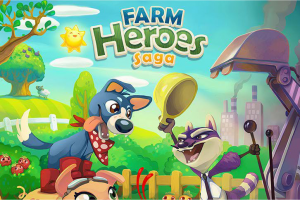 Give Your Sweet Tooth A Break From Candy Crush Saga And Try Farm Heroes Saga Instead