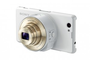 Xperia Z1 Compact Gets Blessed With Its Own QX10/QX100 Lens-style Camera Attachment Case