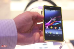 O2 Launches the Sony Xperia Z1 Compact for £479.99