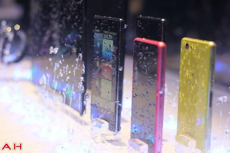 Sony Z1s Waterproof