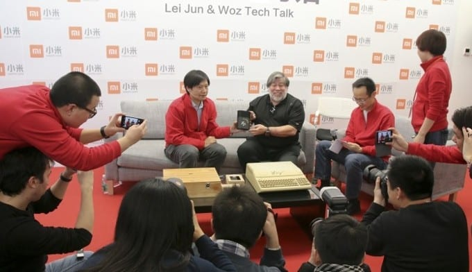Steve-Wozniak-Lei-Jun-Xiaomi-US-market