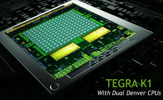 Tegra K1  5