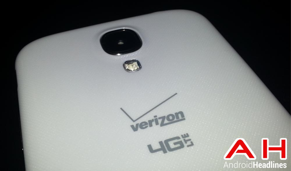 Verizon Logo Galaxy S4