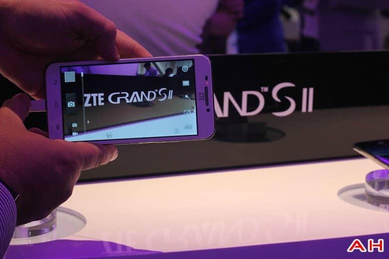 ZTE Grand S II