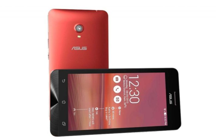 40,000 Units of Asus Zenfone Smartphones Sold in 4 Days