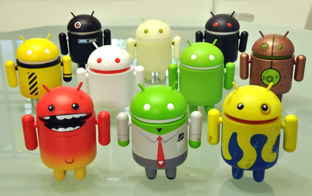 android collectables ecpica flickr