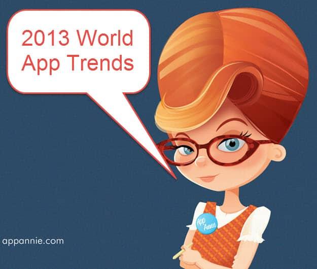 appannie.com World Trends