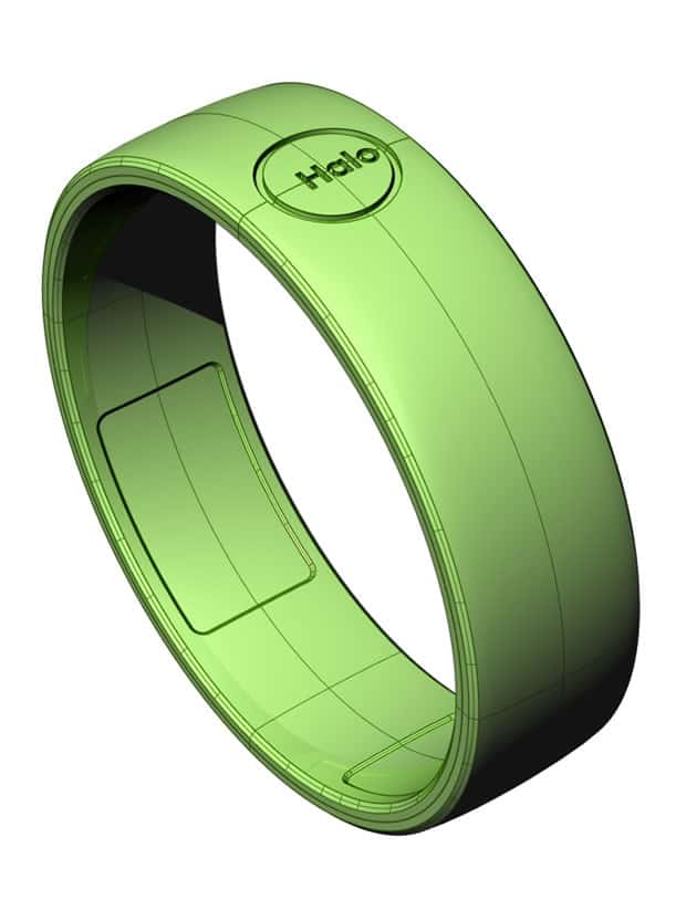 The Haloband Brings NFC Control to Your Wrist ...