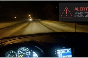 New Glass App Warns Sleepy Drivers before It's Too Late