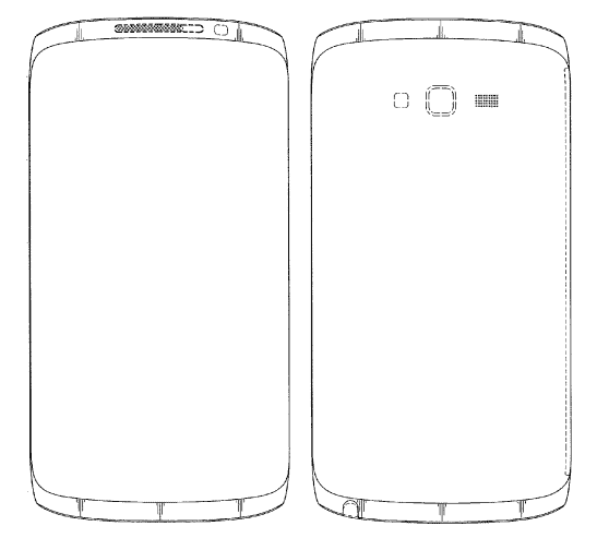 New Samsung Design Patent Hints at Major Design Changes ...