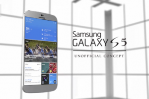 T3 Shows Off Beautiful Unofficial Concept Render of Samsung Galaxy S5