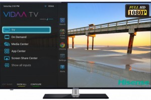 Hisense To Bring New Android-powered Smart TVs To Market In March 2014