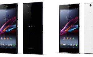 Sony Makes the WiFi-Only Xperia Z Ultra Official