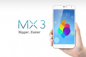 "Meizu is Bringing the MX3 to the US, Hopes to Offer a ""Simple, Easy Smartphone Experience"""