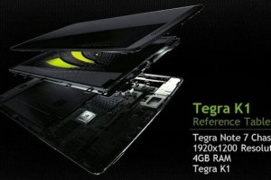 The New Tegra Note 7 Reference Tablet Comes with Tegra K1, Full HD Display, and 4GB of RAM