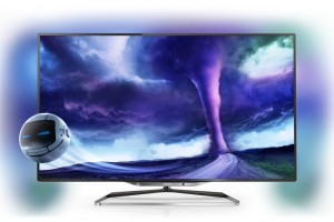 New Philips Ambilight Smart TVs to be Powered by Android, Quad Core Processors