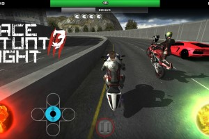 Sponsored Game Review: Race Stunt Fight 3