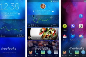 Latest Samsung Leak Could Point to a New Phone UI; With Lots of Neon and Font Changes