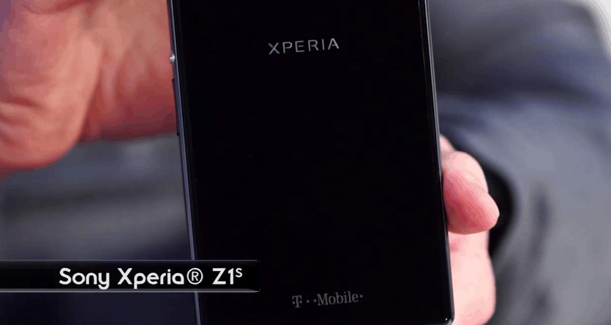 t-mobile xperia z1s
