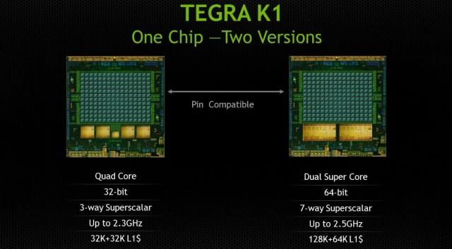tegra k1 two versions a15 denver core 640x353