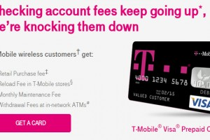 Not Content in Changing the Wireless Industry; T-Mobile Takes Aim at Banking, Too
