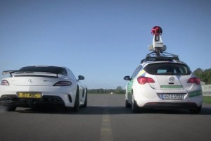 Top Gear's Test Track Gets the Google Maps Treatment; Now Available in Street View