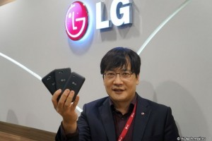 LG Exec Takes Shots At Apple And HTC For Metal Phone Designs