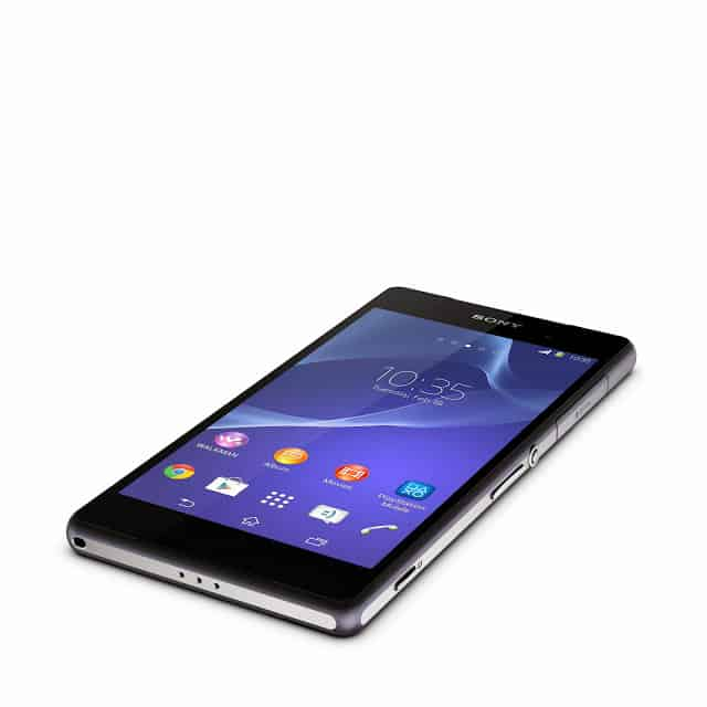 13 Xperia Z2 Black Tabletop